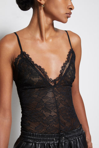 Stacey Recycled Lace Bodysuit