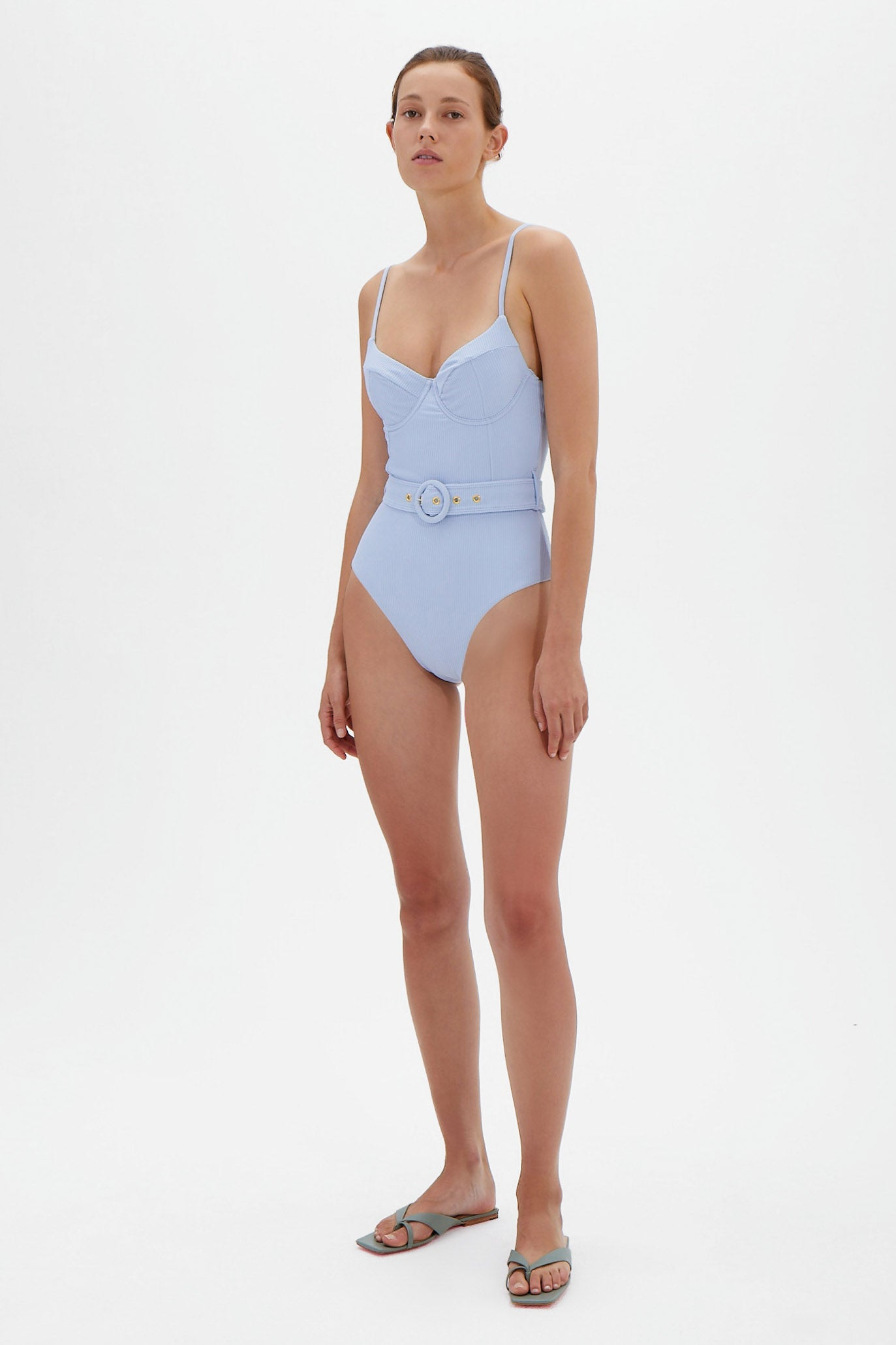 Noa Belted One Piece