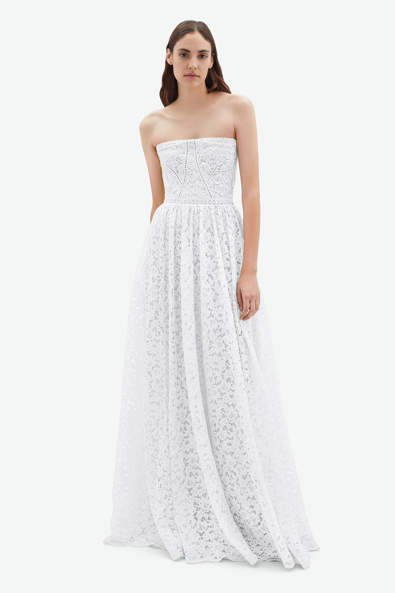 Genevieve Lace Gown