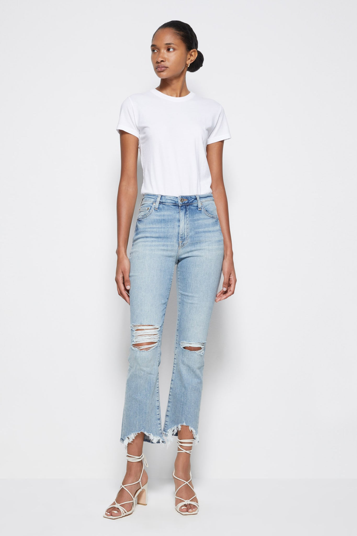 River Straight Leg Denim