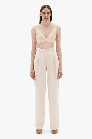 Addison Pleated Pant