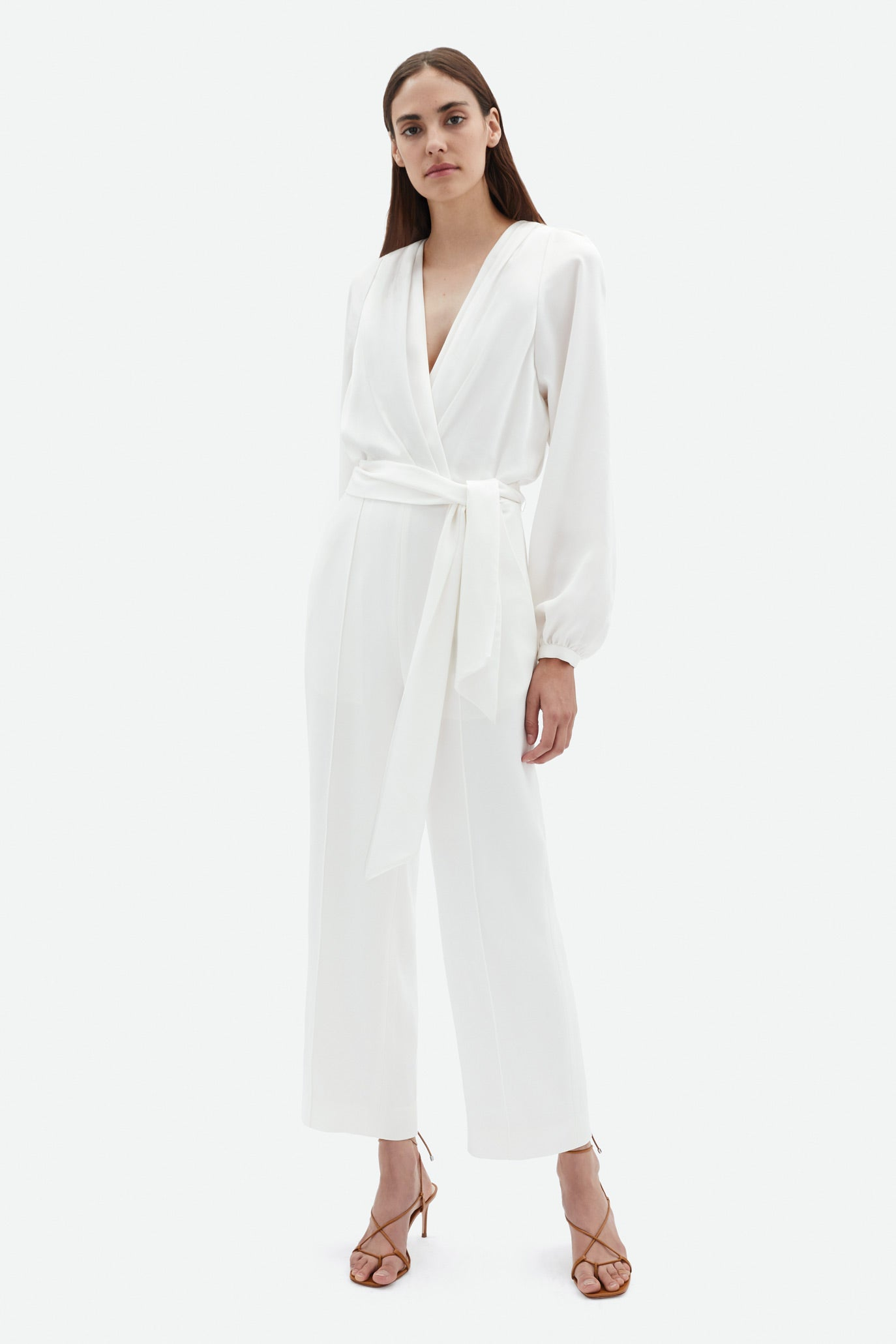 Piper Wrap Jumpsuit