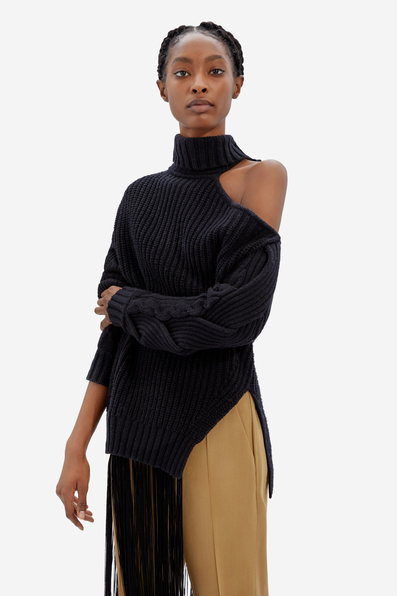 Aubrey Cable Sweater
