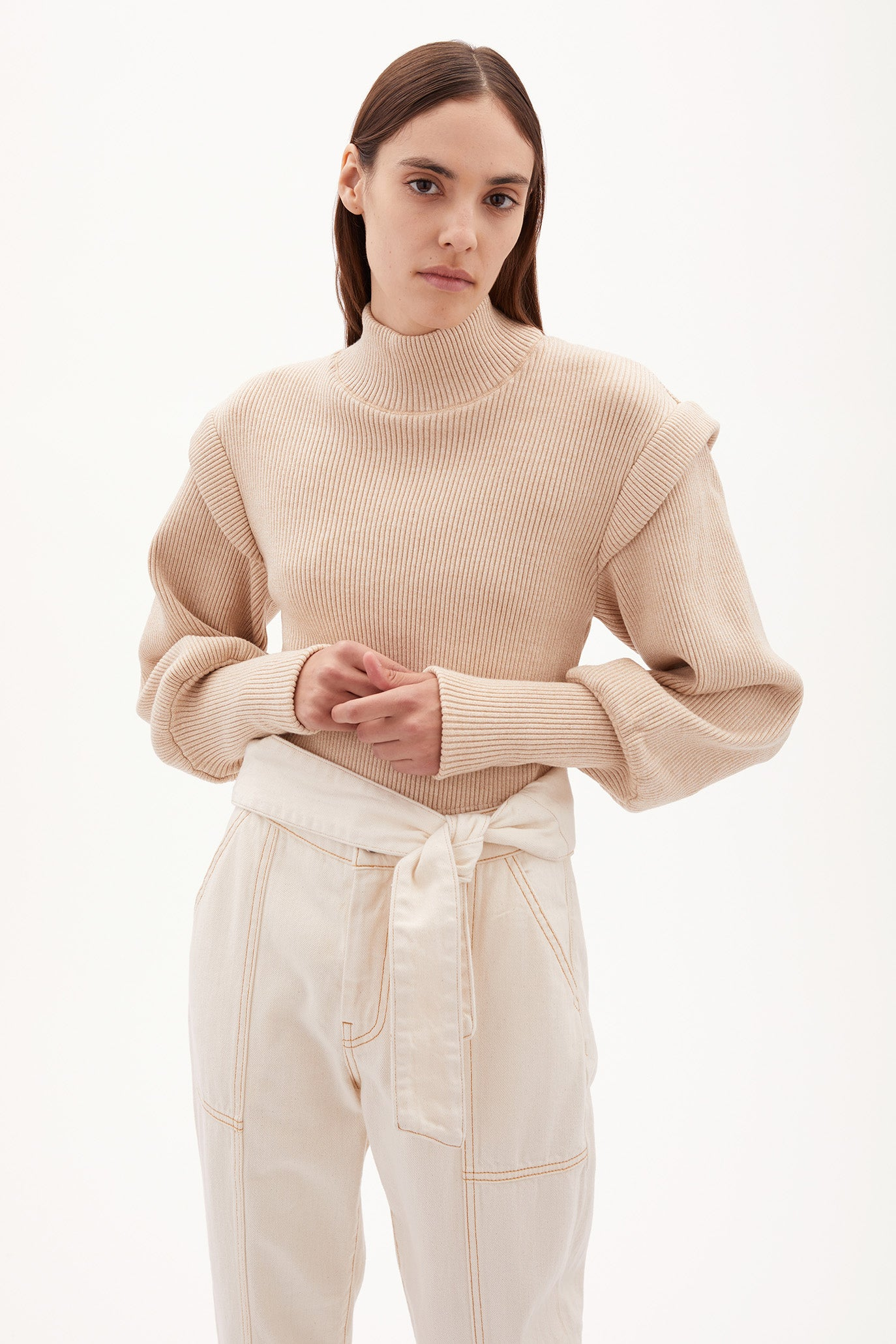 Max Recycled Knit Top