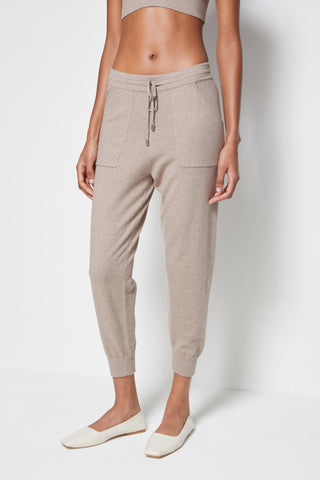 Off-Duty Cashmere Joggers