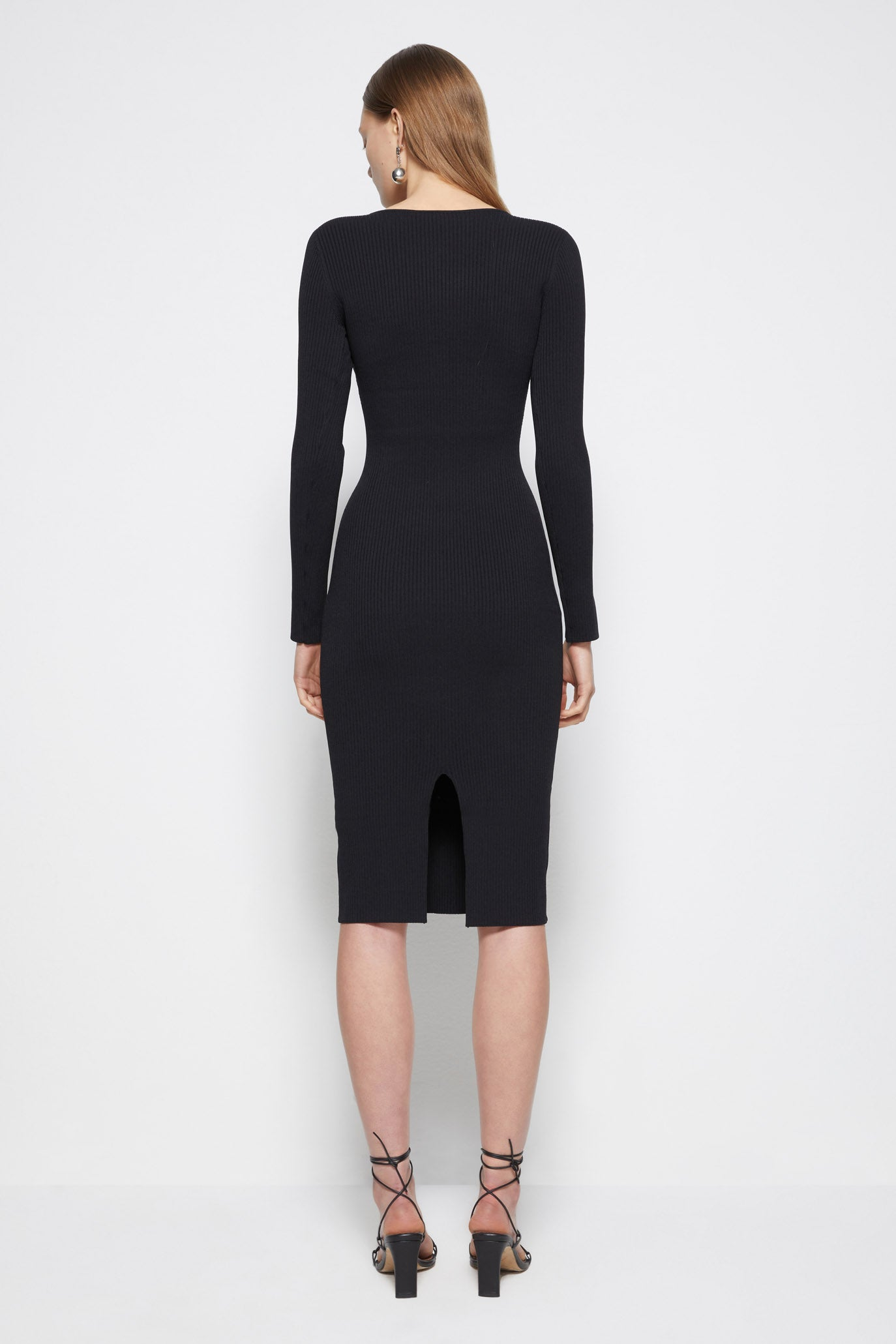 Signature Longsleeve Knit Dress