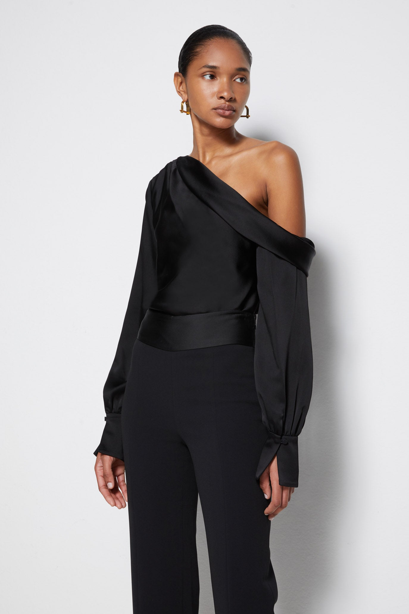 Alice Signature Cold Shoulder Top
