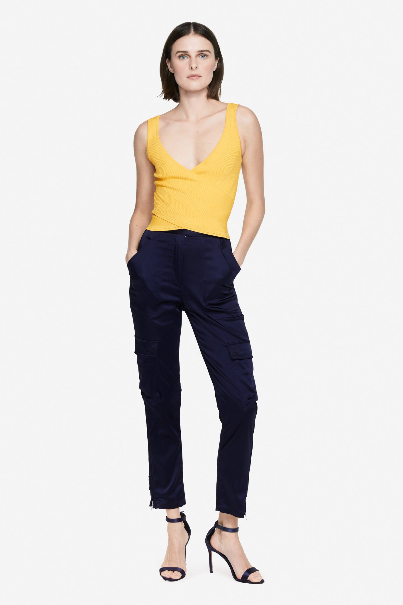 Sateen Utility Pant