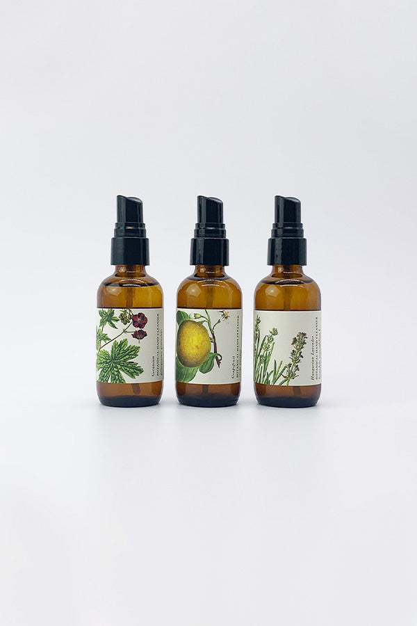 Botanical Hand Cleansers - Grapefruit