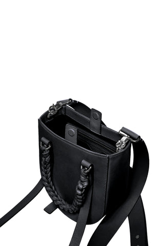 Mara Crossbody Bag in Black