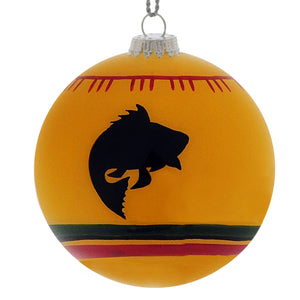 Fisherman's Bass Tree Ornament - Outside Inside Gifts