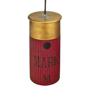 Hunting Shot Shell Bird Feeder - Outside Inside Gifts and Games