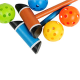 FREESTYLE CROQUET-GOLF