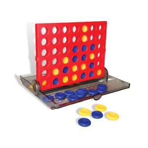 Outside Inside 4-in-a-row Travel Size Game