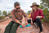 Take the classic travel size mancala game with you on your next outdoor adventure.