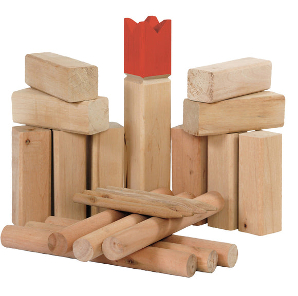 Outside Inside Backpack Kubb