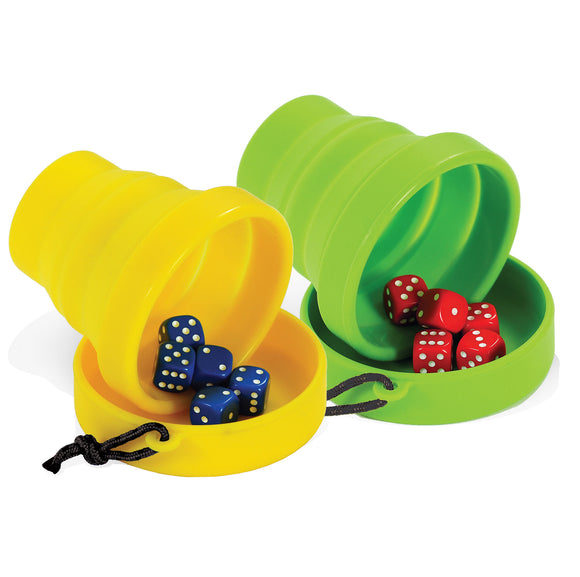 Bluffer's Dice set - Outside Inside Games and Gifts