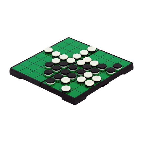 TRAVEL SIZE REVERSI - Outside Inside Gifts and Games