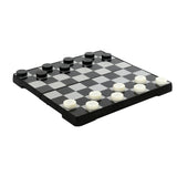 Folding checkers board - Outside Inside Gifts and Games