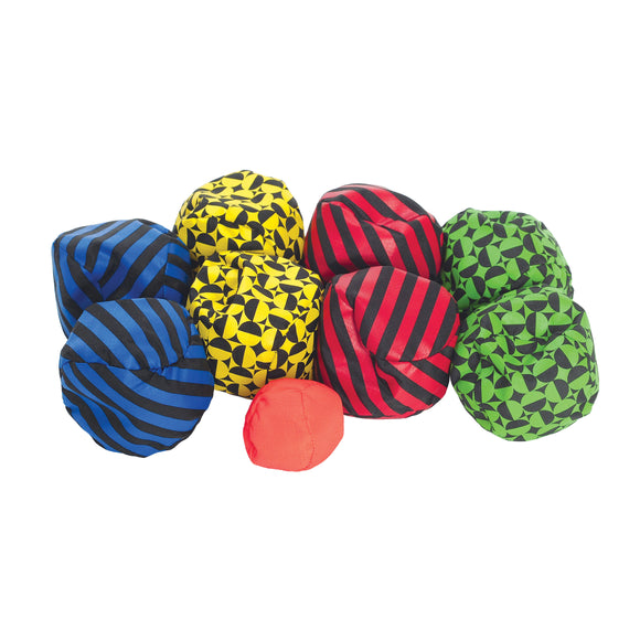 Outside Inside Travel and lightweight Bocce Ball Set, great travel sized game to play with friends and family