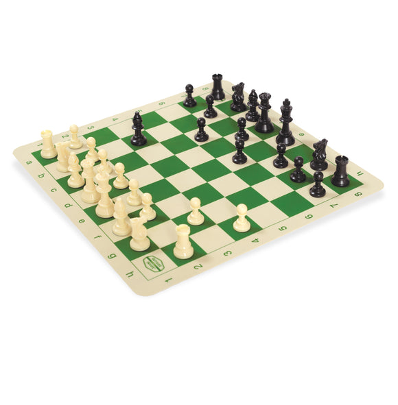 Roll up Chess Travel game set
