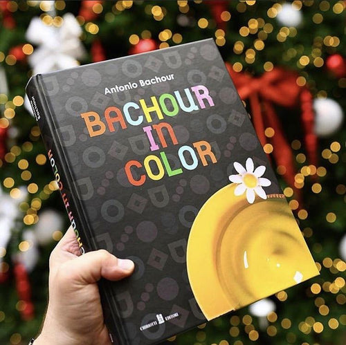 LIBRO BACHOUR IN COLOR - RicaItalia Mexico