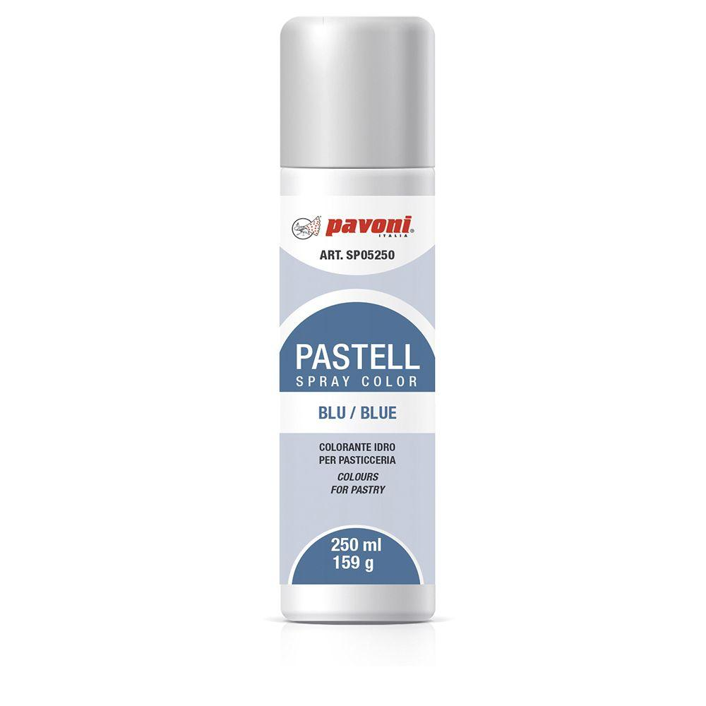 Colorante en spray pastel Azul 150ml Pavoni -SP05- RicaItalia México