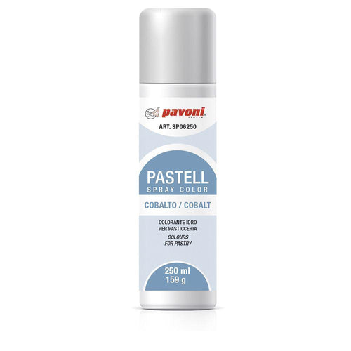 Colorante en spray pastel Cobalto 150ml Pavoni -SP06- RicaItalia México