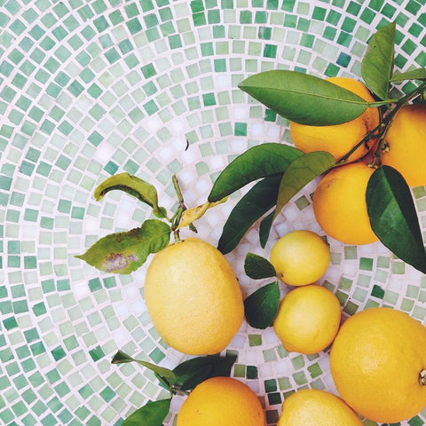 O2 Living Blog by O2 Living health and wellness - organic lemons