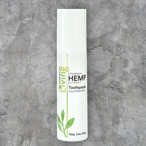 Living Hemp Toothpaste