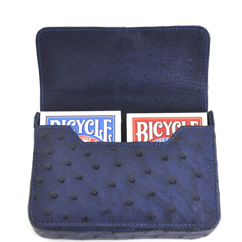 PLAYING CARD CASE - ASSORTED COLORS