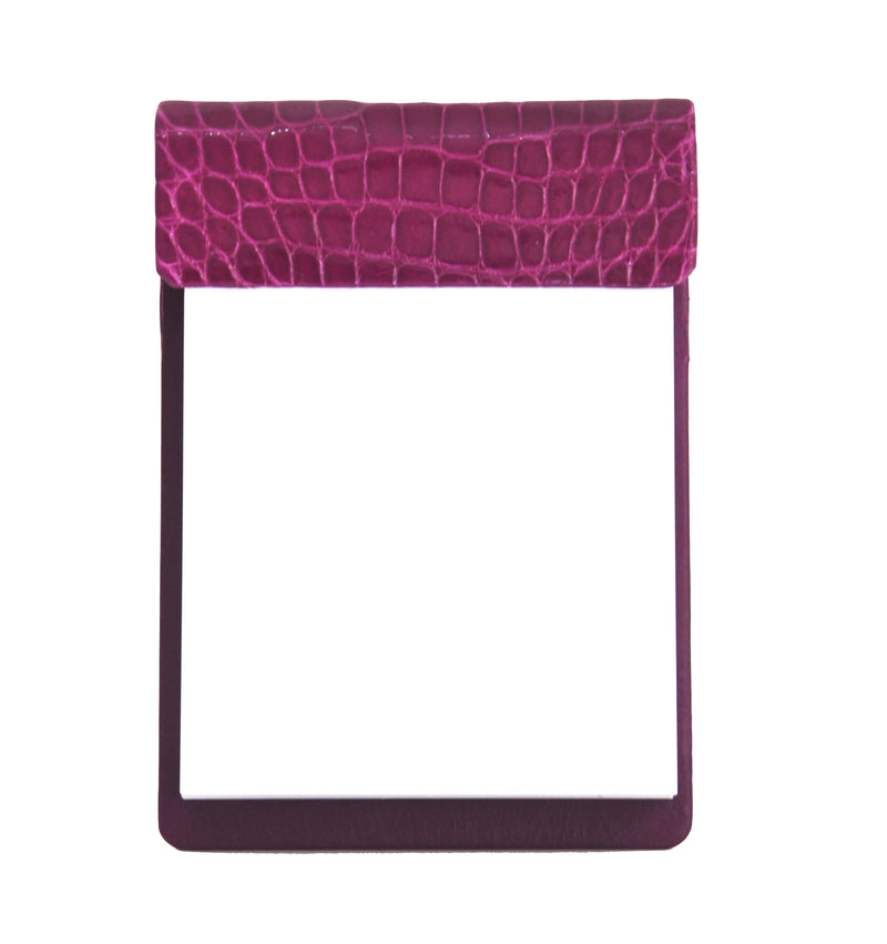 NOTEPAD HOLDER - CONTRACT TANNING
