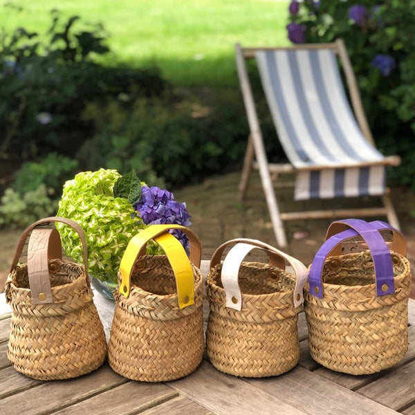 CRISS CROSS MARKET BASKETS - IN STOCK NOW