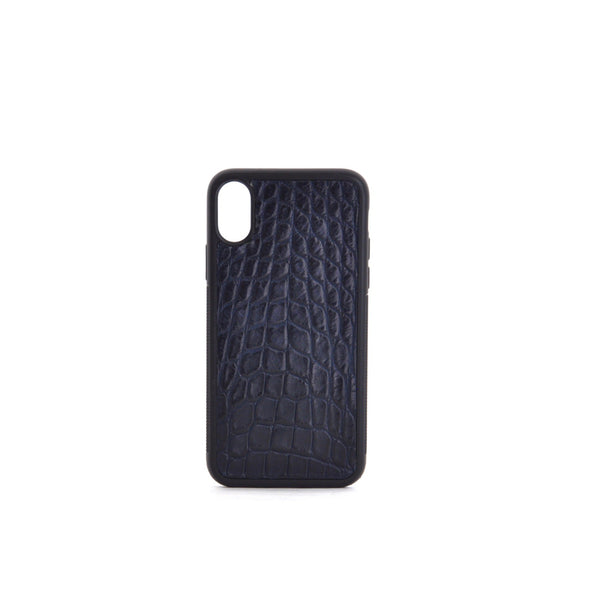 INLAY IPHONE CASES IN ALLIGATOR, VARIOUS SIZES - CONTRACT TANNING