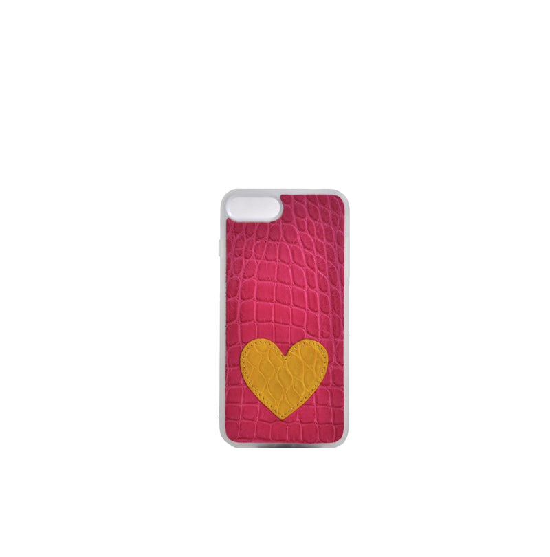 INLAY IPHONE CASE WITH LETTER, VARIOUS SIZES - MADE TO ORDER