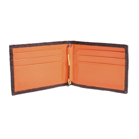 SLIMFOLD MONEY CLIP WALLET