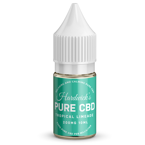 CBD - Tropical Limeade