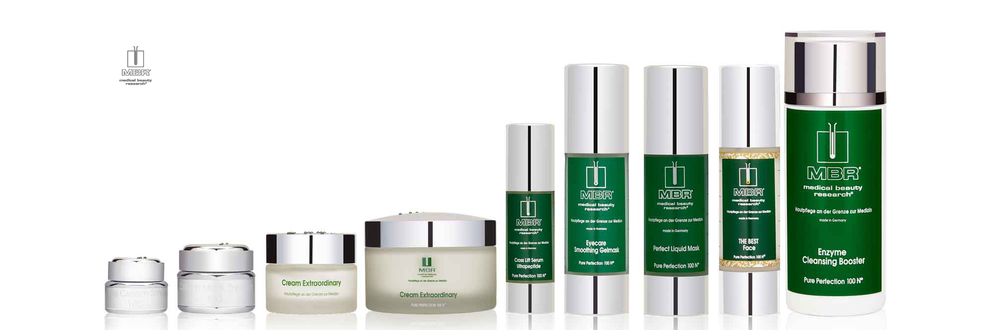 MBR - Medical Beauty Research Online Shop