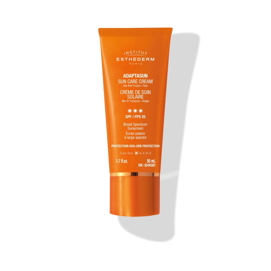 Adaptasun Face Cream - SPF 25 - Sea & Tropics