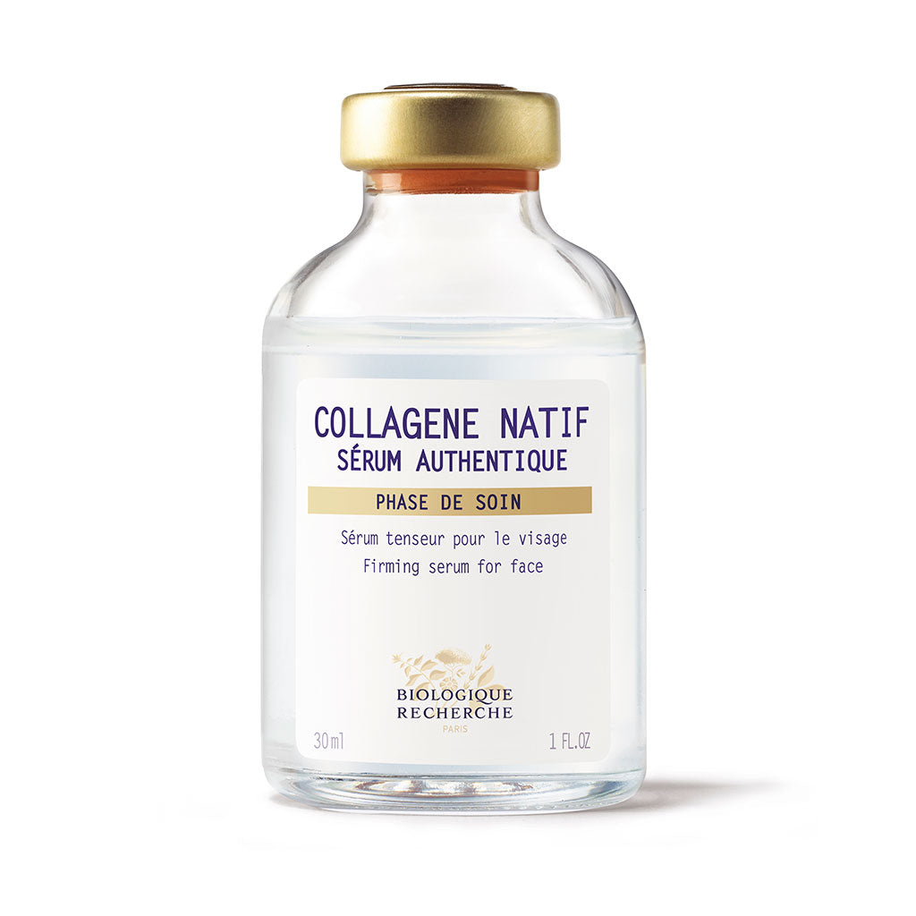 Collagene Natif Serum Authentique 1 FL. OZ. - Biologique Recherche