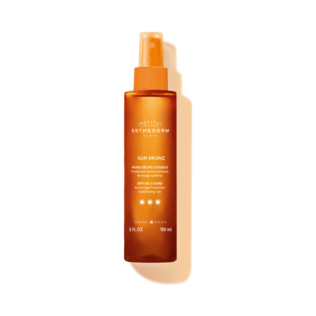 Sun Bronz Dry Oil - Body & Hair