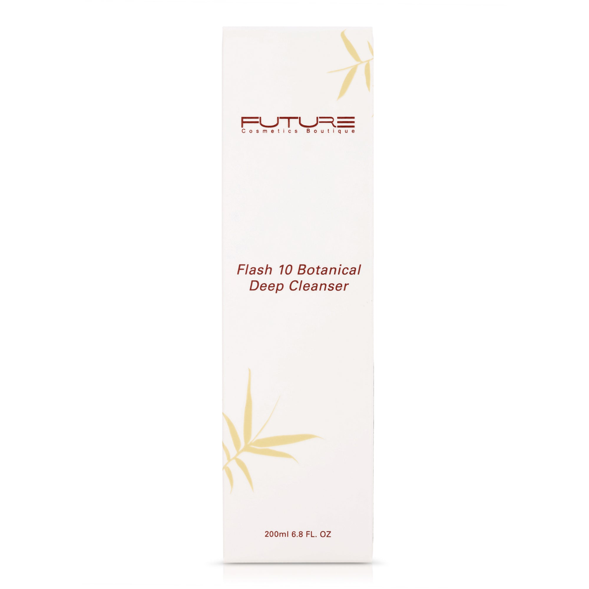 FUTURE - Flash 10 – Botanical Deep Cleanser 6.8 FL. OZ.