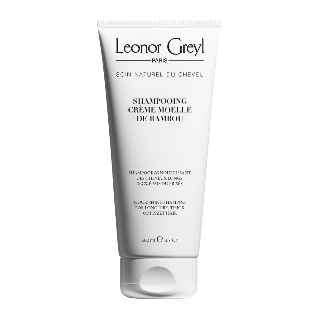 Shampooing Creme Moelle de Bambou 6.7 FL. OZ. - LEONOR GREYL