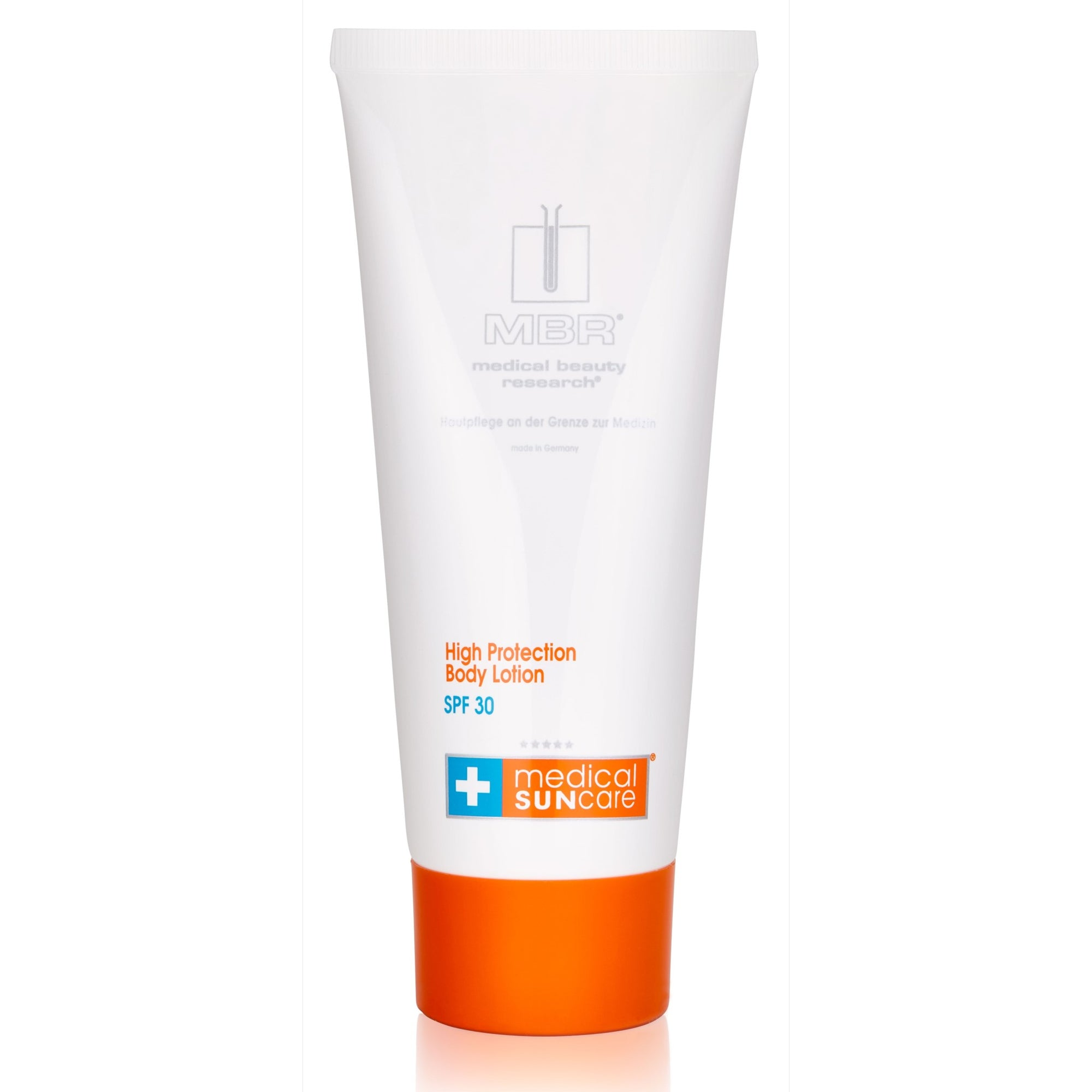 High Protection Body Lotion SPF 30 - MBR