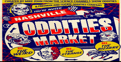 We look forward to seeing you at the Nashville Oddities Market!