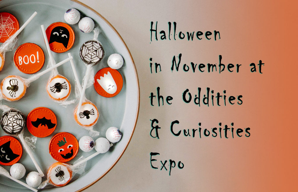 Halloween in November at Atlanta's Oddities & Curiosities Expo
