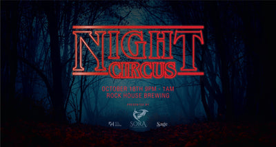Night Circus Halloween Decorations by Halloween24x7 and SDHaunter