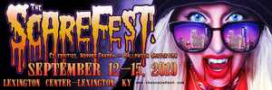 Scarefest is coming!