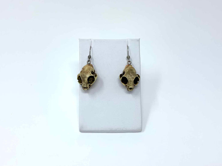 Cat Skull Resin Jewelry