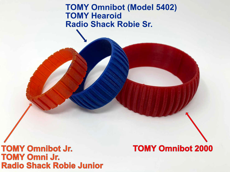 Compare Omnibot Tires